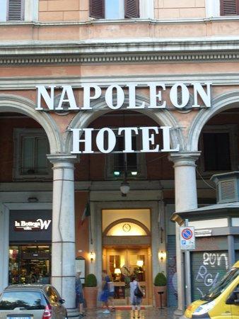"""CONVENZIONE """"ASCON/D.C."""" CON L'HOTEL NAPOLEON DI ROMA IN VISTA DELLA DIREZIONE NAZIONALE D.C. PROGRAMMATA NELLA CAPITALE NEI GG. DI VENERDI' 25 E DI SABATO 26 GIUGNO 2021"""
