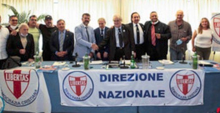 Proposte di discussione per la prossima Direzione Nazionale della DEMOCRAZIA CRISTIANA.