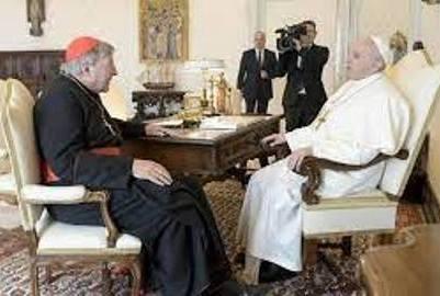 """""""Diario di prigionia"""" del Cardinale della Chiesa cattolica George Pell, edito dalla Cantagalli ."""