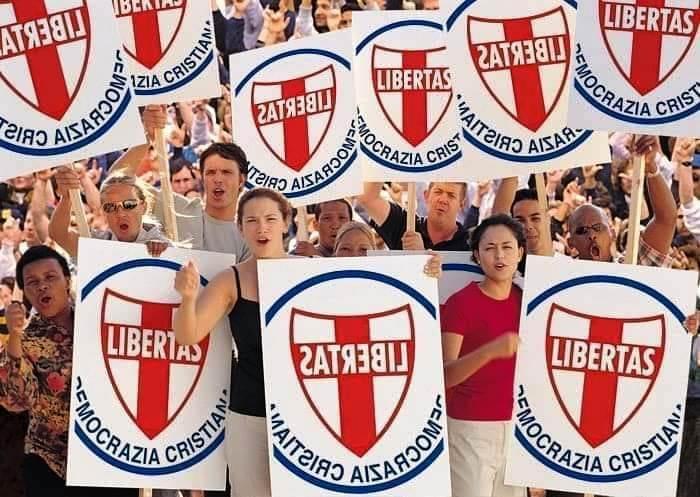 SI RAFFORZA ULTERIORMENTE LA DEMOCRAZIA CRISTIANA DELLA PROVINCIA DI LATINA CON L'INGRESSO DI NUOVI DIRIGENTI E NUMEROSE ADESIONI NELLE FILE DELLO SCUDOCROCIATO !