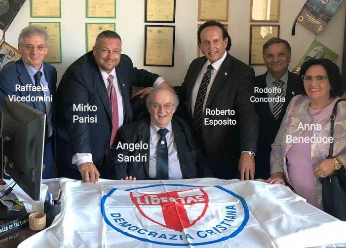 PROSEGUE ALQUANTO INTENSA L'ATTIVITA' DEL DIPARTIMENTO ELETTORALE NAZIONALE DELLA DEMOCRAZIA CRISTIANA