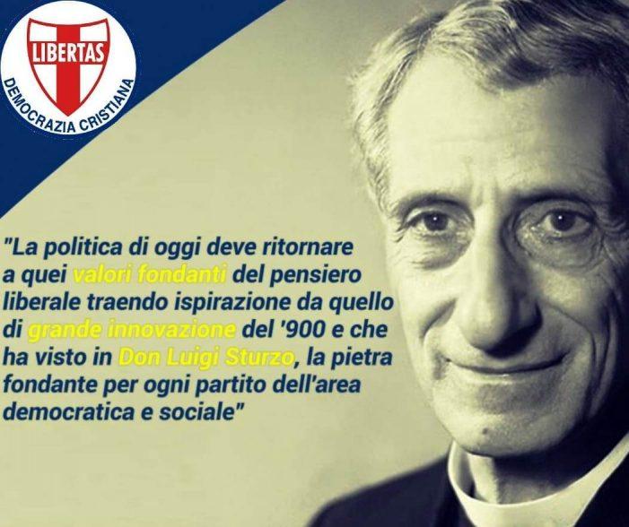 Don Luigi Sturzo: un faro nel buio della politica moderna !