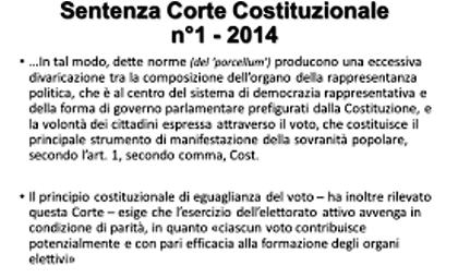 Viaggio nell'attuale sistema politico-parlamentare che la Democrazia Cristiana definisce corrotto ed illegale ! – (Parte 001)