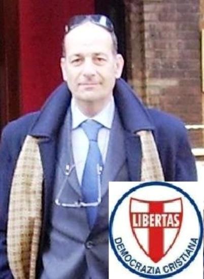 """Emilio Massimo Rossi (Segretario nazionale Vicario D.C.): """"La sussidiarietà è la terza via per la rinascita del sistema politico italiano""""."""