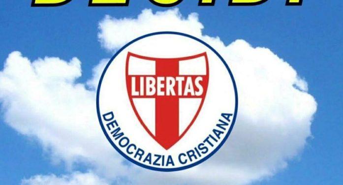 La Democrazia Cristiana: una valida alternativa per la rinascita democratica del nostro Paese.