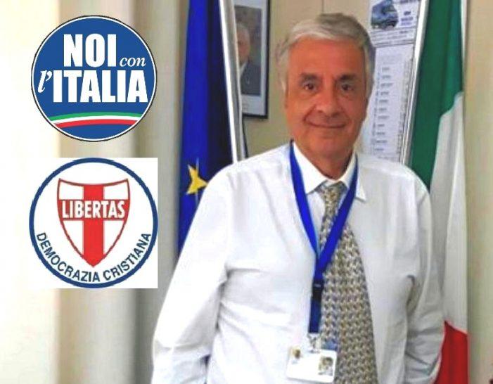 """PRESENTATA UFFICIALMENTE A COSENZA LA CANDIDATURA A SINDACO DI FRANCO PICHIERRI SOSTENUTO DALLE LISTE DI CANDIDATI DI """"NOI PER L'ITALIA"""" E DELLA """"DEMOCRAZIA CRISTIANA"""""""