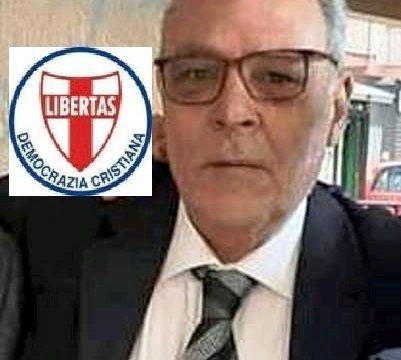 """L'ING. LIBORIO MIRABELLA (CATANIA) E' IL NUOVO SEGRETARIO REGIONALE DEL DIPARTIMENTO """"SVILUPPO E ORGANIZZAZIONE"""" DELLA DEMOCRAZIA CRISTIANA DELLA REGIONE SICILIA"""