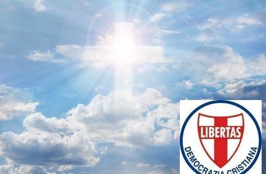 LA DEMOCRAZIA CRISTIANA E' PER UNA POLITICA DI SOLIDARIETA', UGUAGLIANZA E GIUSTIZIA SOCIALE, ISPIRANDOSI ESPLICITAMENTE ALLA DOTTRINA SOCIALE DELLA CHIESA !