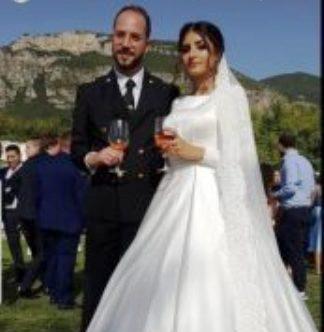 Vivissime felicitazioni agli Sposi Margherita Guazzo e Mariano Buomprisco che nello scenario meraviglioso dei Templi a Paestum (SA) hanno finalmente coronato il loro sogno d'amore !