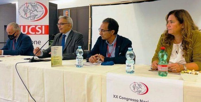 Il Dott. Vincenzo Varagona è il nuovo presidente nazionale UCSI (Unione stampa cattolica italiana)