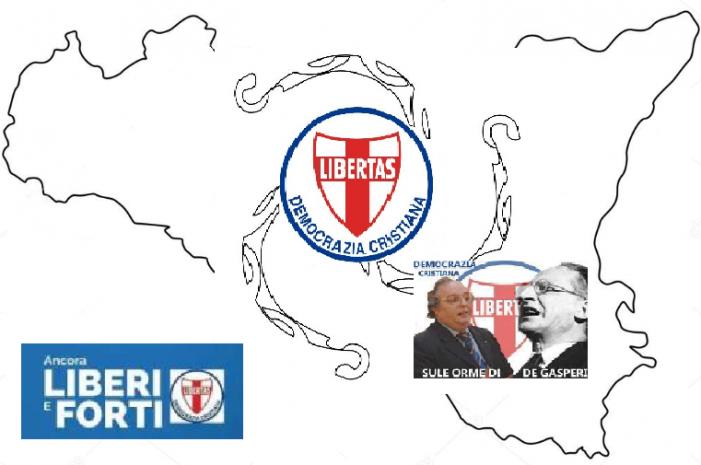 CONTINUA A CRESCERE LA DEMOCRAZIA CRISTIANA IN SICILIA CON UNA PROMESSA SOLENNE: RITORNERA' BELLISSIMA !